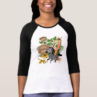 Safari animal camisetas