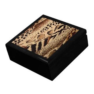 Safari Brown Caja De Recuerdo