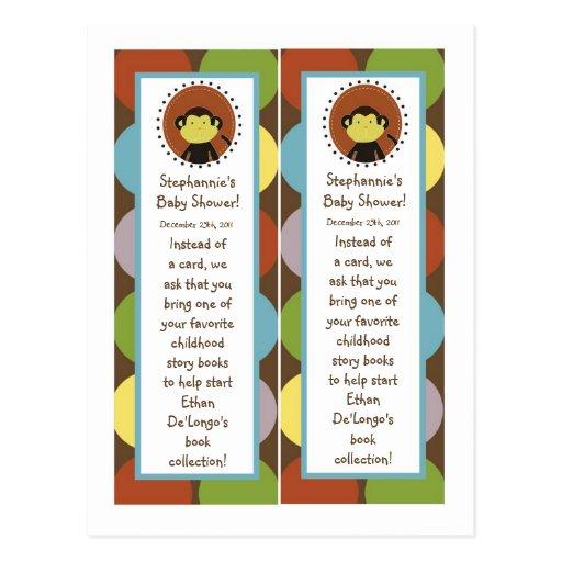 Safari de 2 de libro de las marcas cuentos de la s postal