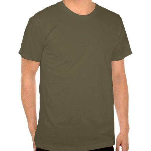 Safari Kenia - ejército Camiseta