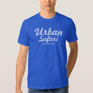 Safari urbano: San Francisco, los E.E.U.U. Camisetas