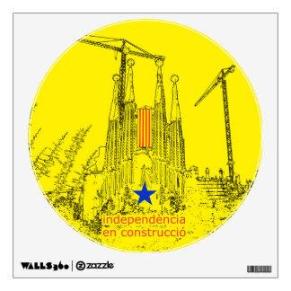 Sagrada Estelada: Independencia en construccio