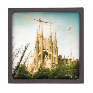 Sagrada Estelada: Independencia en construccio Caja De Recuerdo De Calidad