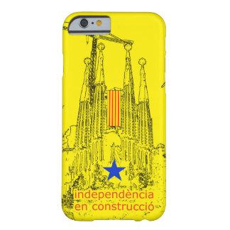 Sagrada Estelada: Independencia en construccio Funda Para iPhone 6 Barely There
