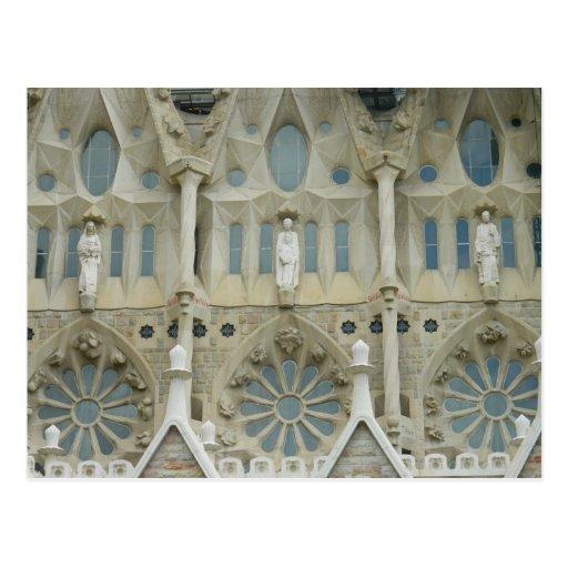 Sagrada Familia, Barcelona Postales