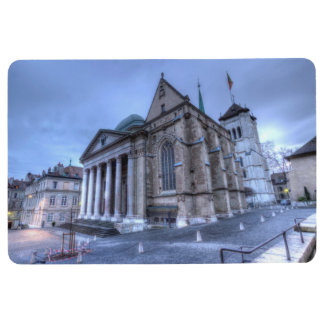 Saint Pierre de la catedral, Peter, Ginebra, Suiza Alfombra