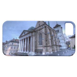 Saint Pierre de la catedral, Peter, Ginebra, Suiza Funda Para iPhone SE/5/5s