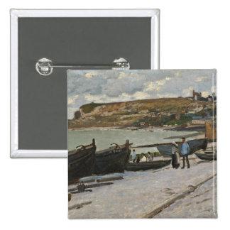 Sainte-Adresse, 1867 (aceite en lona) Pin