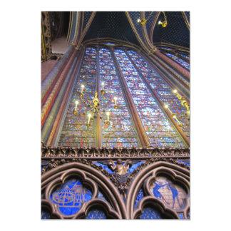 Sainte-Chapelle - París Invitación 12,7 X 17,8 Cm