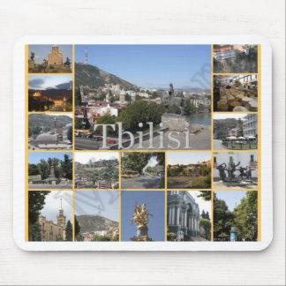 sakartvelo y Tbilisi Alfombrilla De Ratón