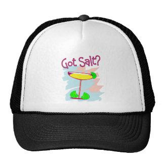 ¿Sal conseguida?  Camisetas y regalos de los amant Gorra