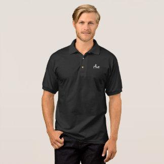 Salaam se divierte la camisa del golf - oscuridad