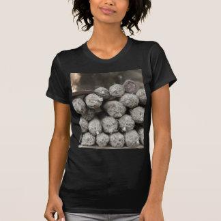 Salami italiano camisetas