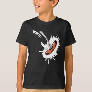 Salchicha de la colina del granero camiseta