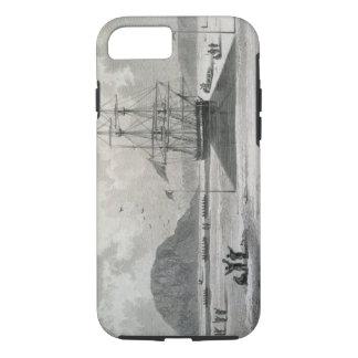 Salida de los barcos de la ensenada de Hecla, el Funda iPhone 7