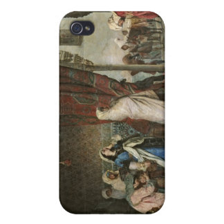 Salida del Boabdil, en Alhambra iPhone 4 Protector