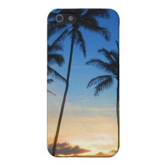 Salida del sol de Kauai Hawaii iPhone 5 Cobertura