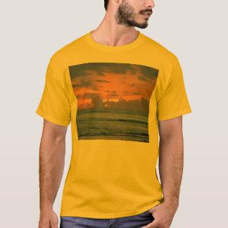 Salida del sol en la República Dominicana Camiseta