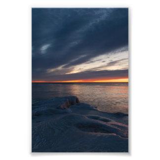 Salida del sol Milwaukee Wisconsin de North Point Arte Con Fotos