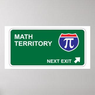 Salida siguiente de la matemáticas impresiones