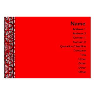 Salidas elegantes del corte de la flor de papel gr tarjeta personal