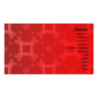 Salidas elegantes del corte de la flor de papel tarjetas de visita