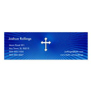 Salmo 37 4-5 - Tarjeta de visita cristiana