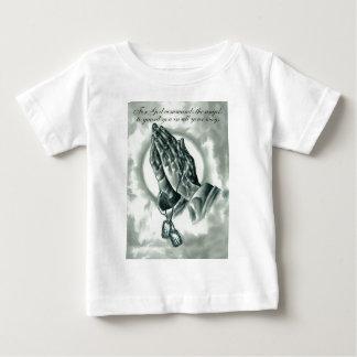 Salmo 91 camiseta de bebé