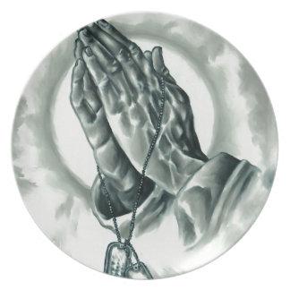 Salmo 91 plato