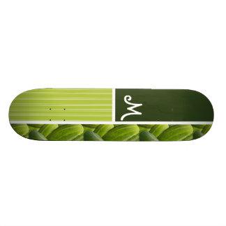 Salmueras verdes; Modelo de la salmuera Tabla De Patinar