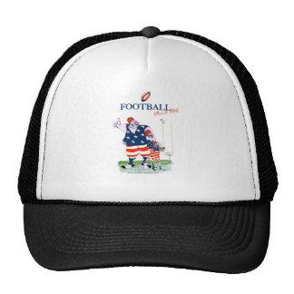 Salón de la fama del fútbol, fernandes tony gorra