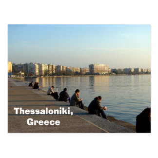 Salónica, Grecia Postal