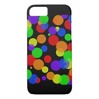 Salpicadura del arco iris funda iPhone 7