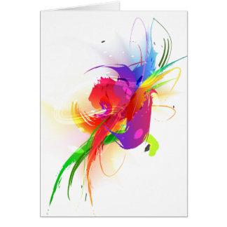 Tarjetas salpicaduras invitaciones salpicaduras postales salpicaduras - Salpicaduras de pintura ...