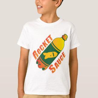 Salsa de Rocket Camiseta