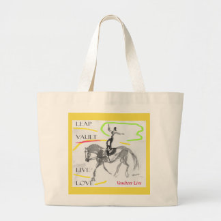 Saltador del Equestrian de la bolsa de asas