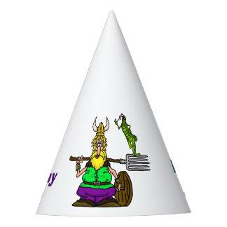 Saltamontes de la paz del gorra del fiesta del día