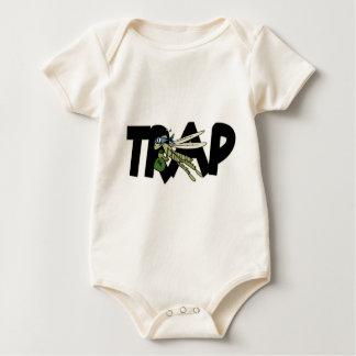 Saltamontes de la trampa body para bebé