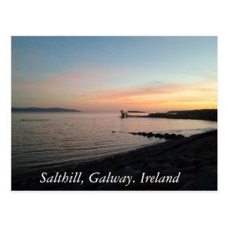 Salthill, Galway, Irlanda Postal