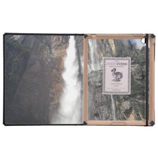SALTO DEL ANGEL iPad FUNDAS