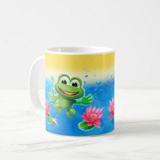 Salto del regalo de cerámica de la taza del fiesta