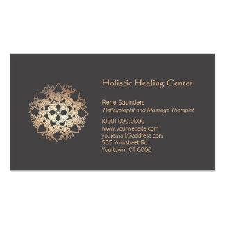 Salud holística de Lotus del oro y artes curativos