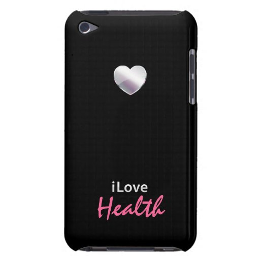 Salud linda iPod touch Case-Mate protectores
