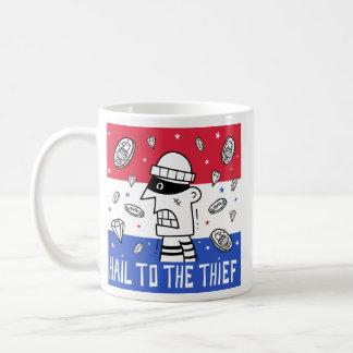 Saludo a la taza del ladrón