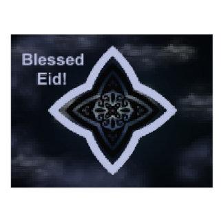 Saludo de Eid - tarjeta de felicitación adaptable