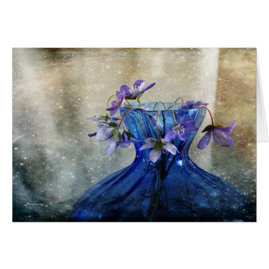 Saludo de la primavera - tarjeta de felicitación