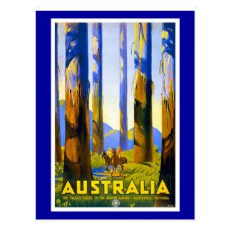 Saludos Australia de la postal