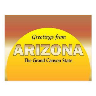 Saludos de Arizona Postal