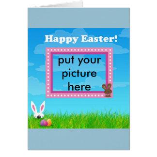 Saludos de Pascua Tarjeta De Felicitación