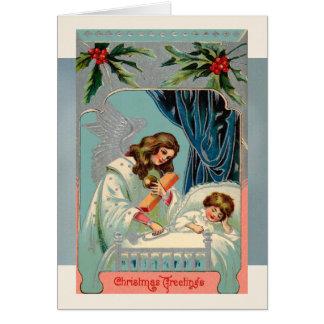 Saludos del navidad para las tarjetas del Año